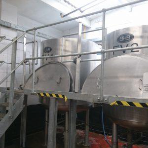 derbyshire brewery