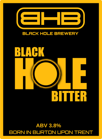 black hole brewery black hole bitter