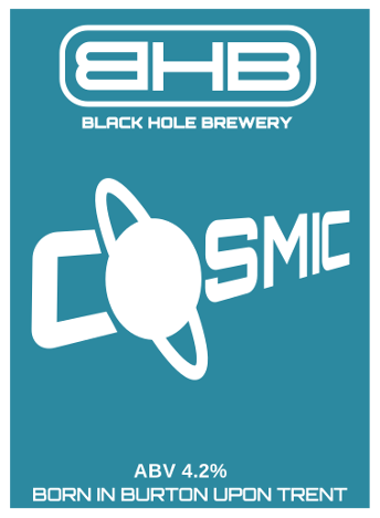 cosmic bitter brewed by the black hole brewery
