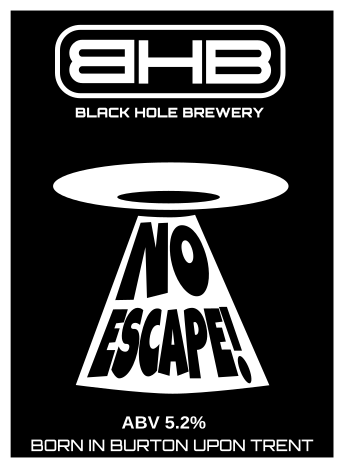 black hole brewery no escape beer